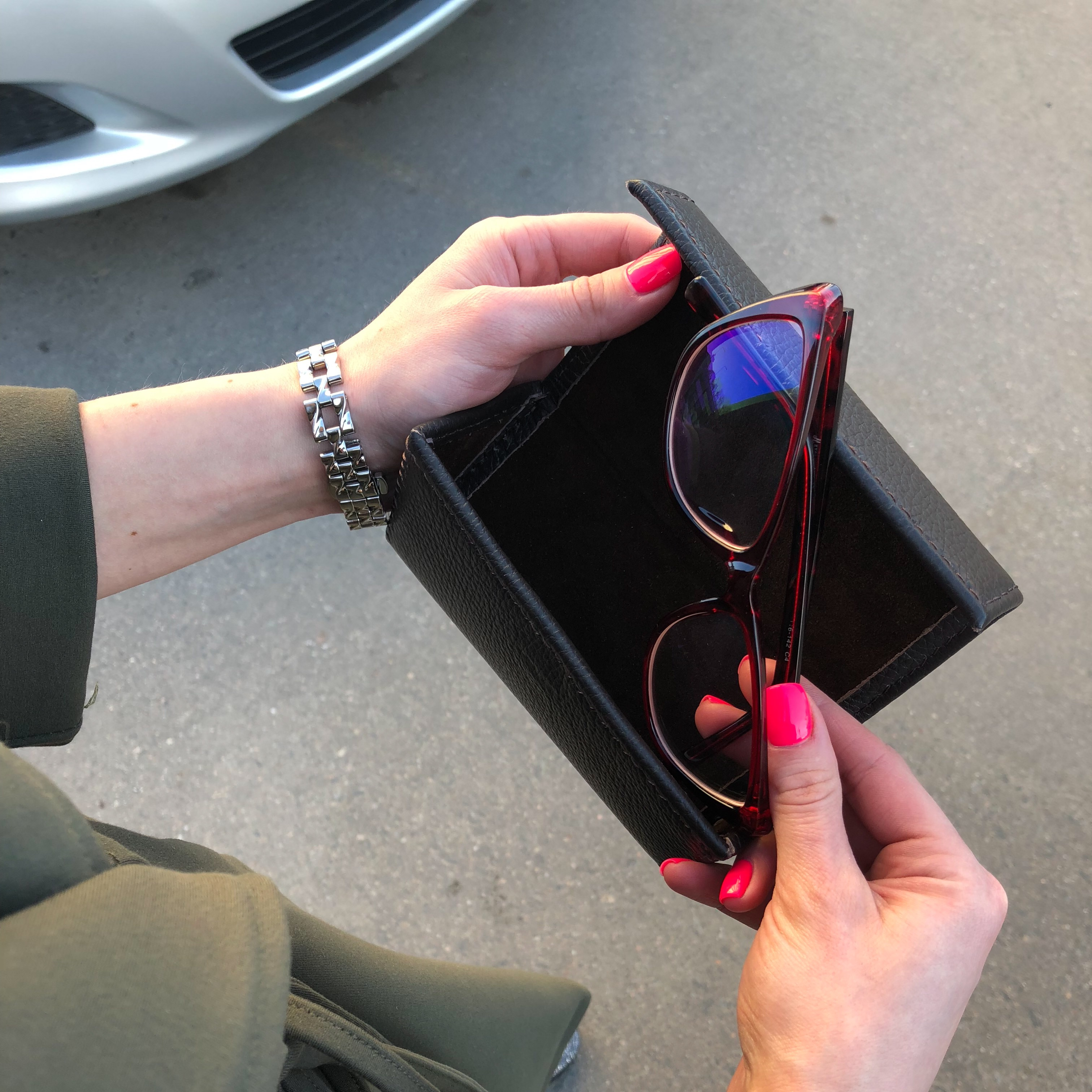 Spectacles MayCase